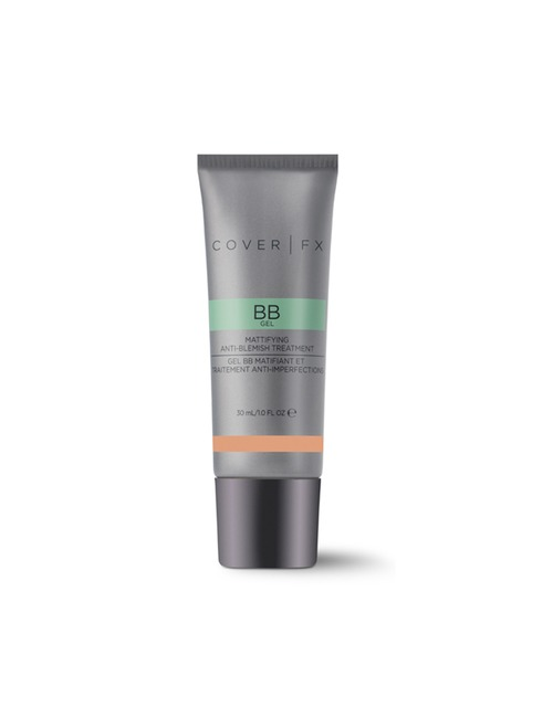 COVER FX Bb Gel Mattifying Anti Blemish Treatment N Medium