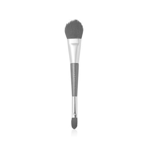 Closeup   contour brush