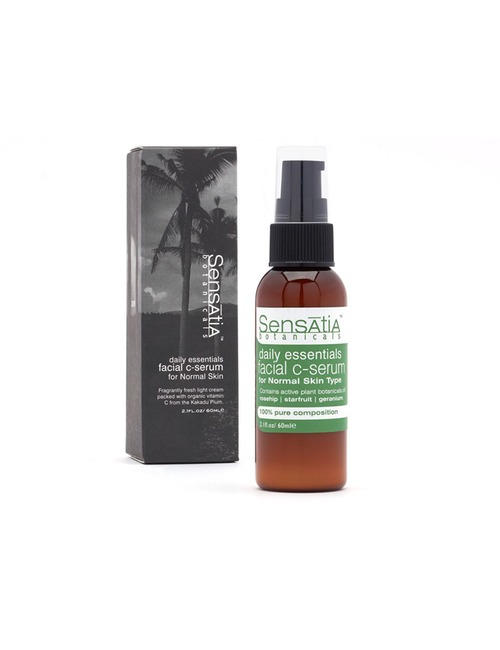 Sensatia Botanicals Facial C Serum Facial C-Serum Normal Skin