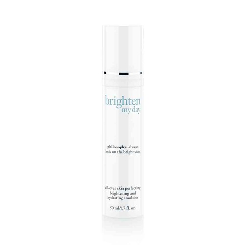 Closeup   brighten my day all over skin perfecting brightening and hydrating emulsion 50ml