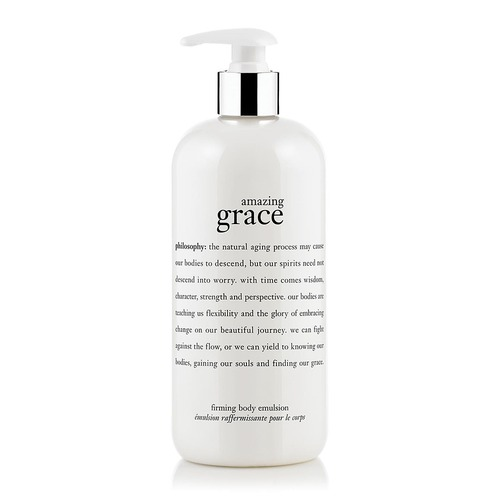Closeup   amazing grace perfumed firming body emulsion