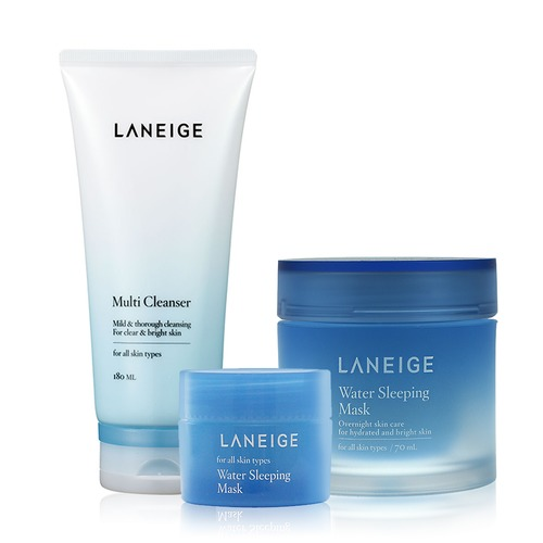 Closeup   water sleeping mask special package 2