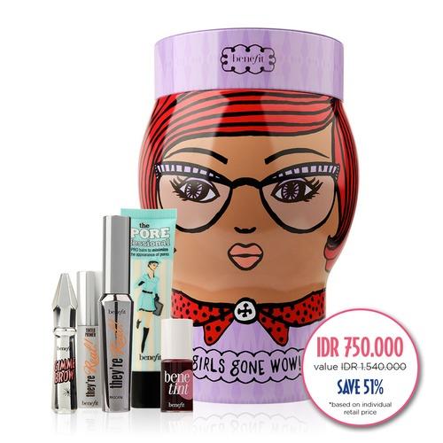 Closeup   benefit cosmetics ogen girls gone wow