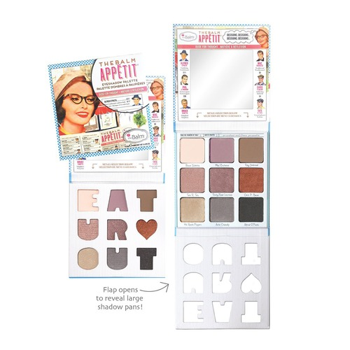 theBalm theBalm Appetit Shadow Palette
