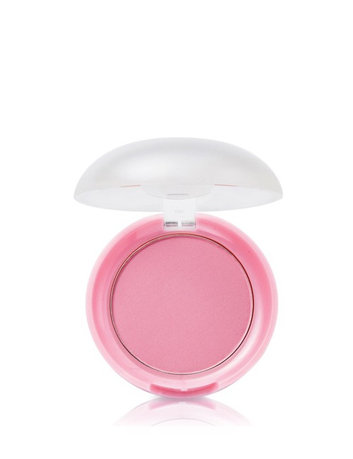 Closeup   lovely cookie blusher ad 2009