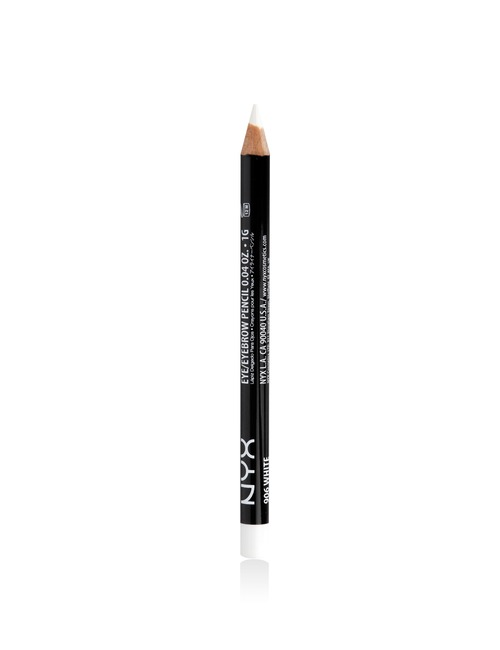 NYX Slim Eye Pencil White