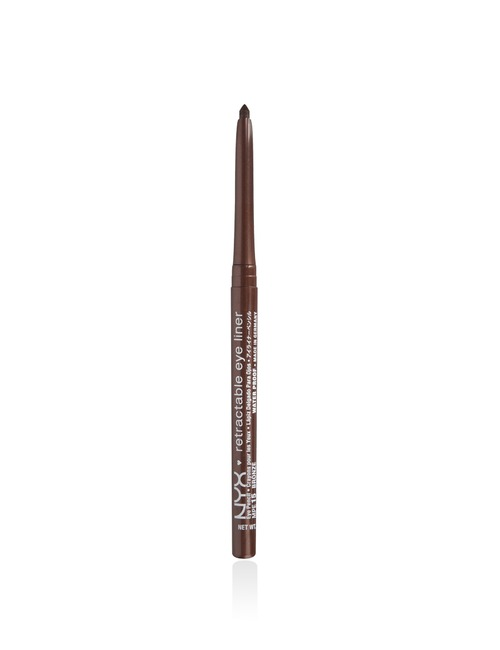 NYX Retractable Waterproof Eyeliner   Bronze