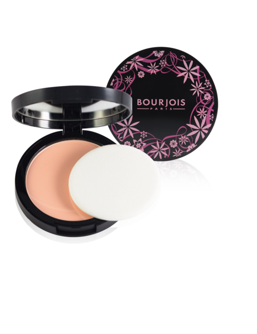 Bourjois Compact Powder Sable Rose #72