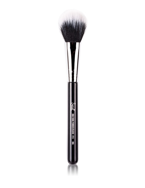 Sigma Beauty F15   Duo Fibre Powder/Blush Brush