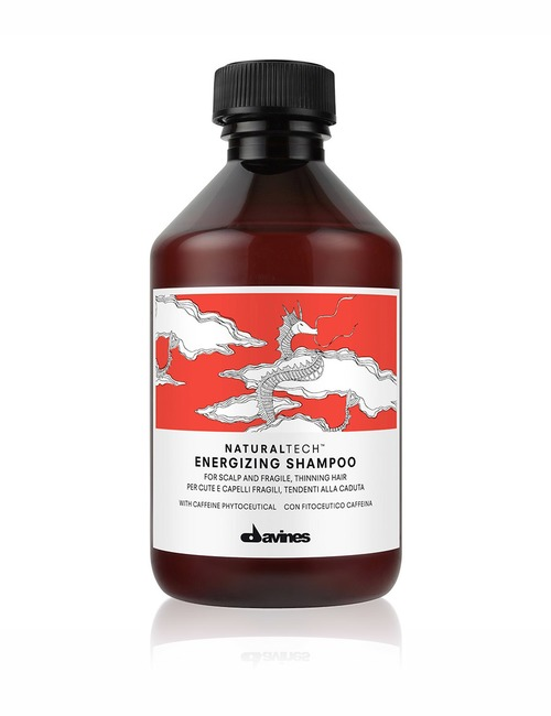 Closeup   natural tech energizing shampoo250ml