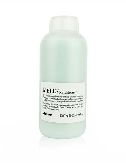 Davines Italy Melu Conditioner For Long Or Damaged Hair 1000ml