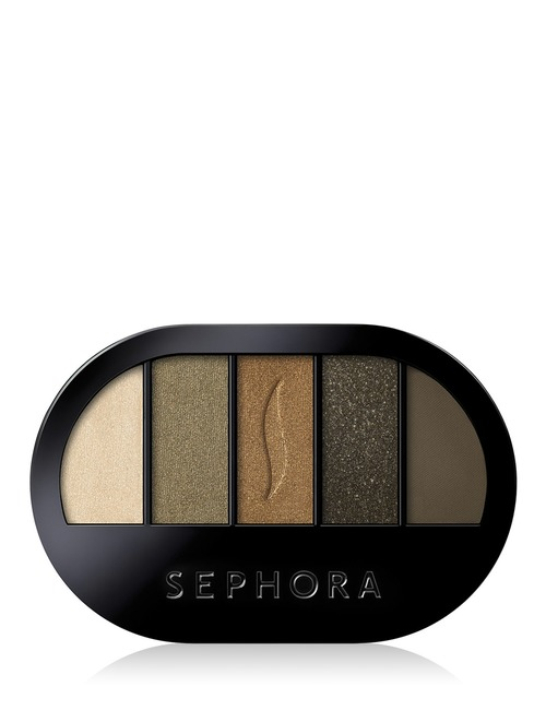 Sephora Collection Colorful 5 Eyeshadow Palette 07 Mild To Wild Khaki