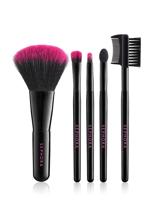 Sephora Collection Travel Brush Set