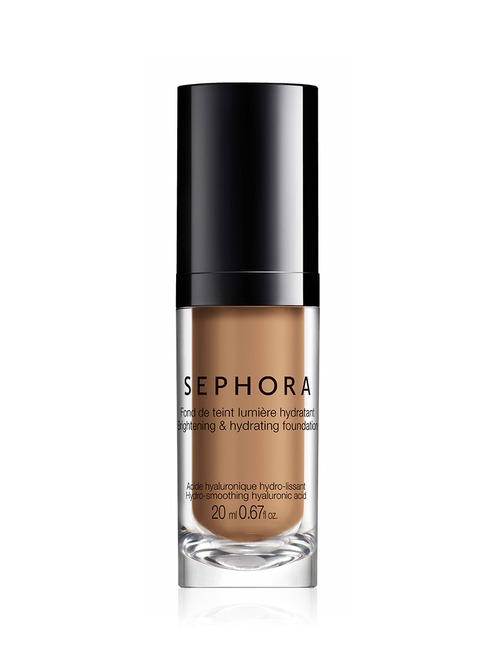 Sephora Collection Bright & Hydrating Foundation 35 Mat Tan