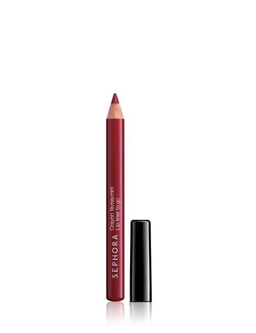 Sephora Collection Nano Lip Liner 04 Deep Ruby