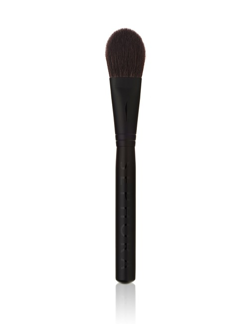 Closeup   black brush 14 cheekbone blush 51 web