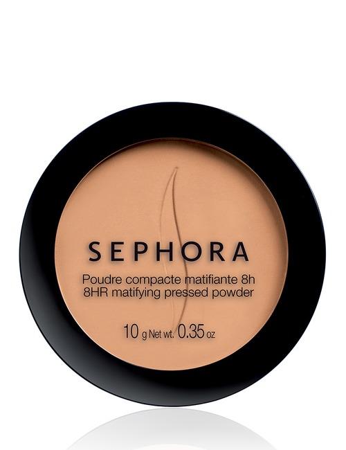 Sephora Collection 8hr Mattifying Pressed Powder 40 Hazelnut