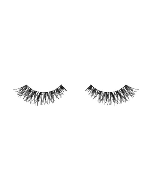 Closeup   ardell professional invisibands lashes demi wispies black