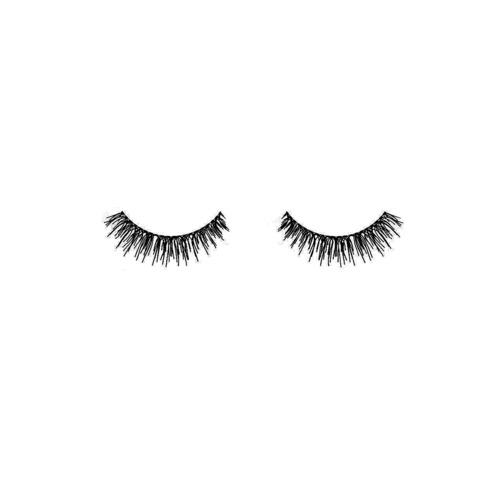Closeup   ardell professional fashion lashes 110 demi black