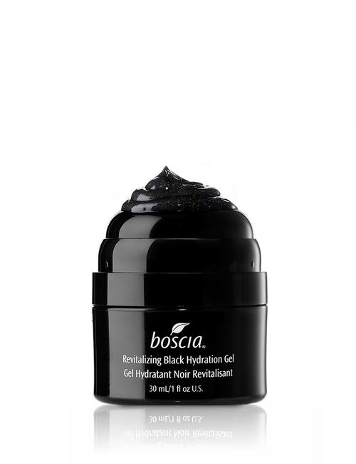 Closeup   revitalizing black hydration gel