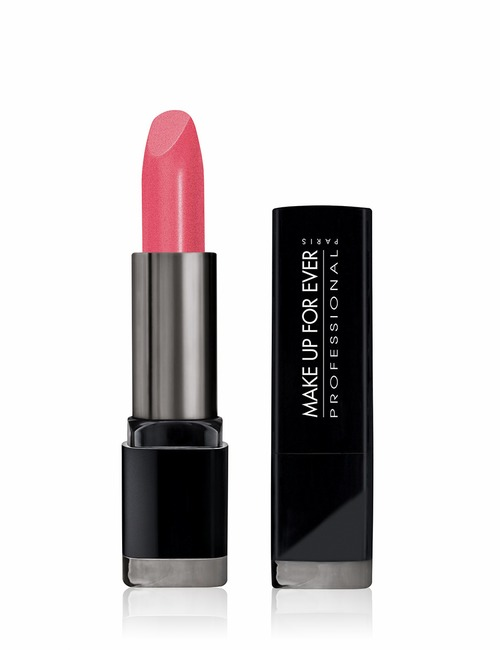Make Up For Ever Lipstick Artist Intense 37 Satin Bright Pink