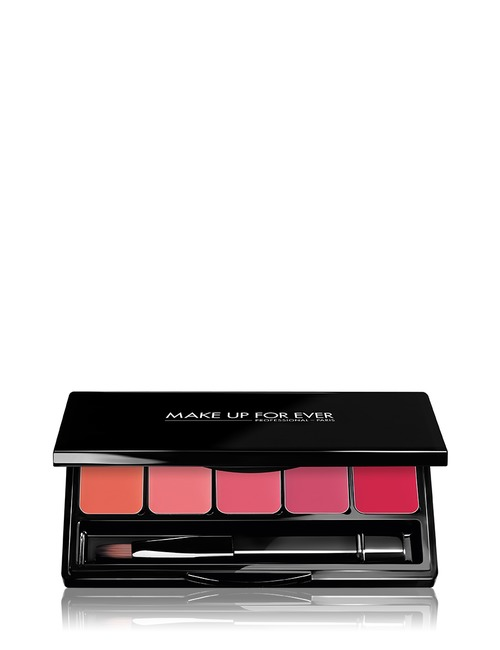 Closeup   rouge artist lip palette  01 warm pink
