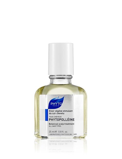 Closeup   phytopolleine bottle of 25 ml