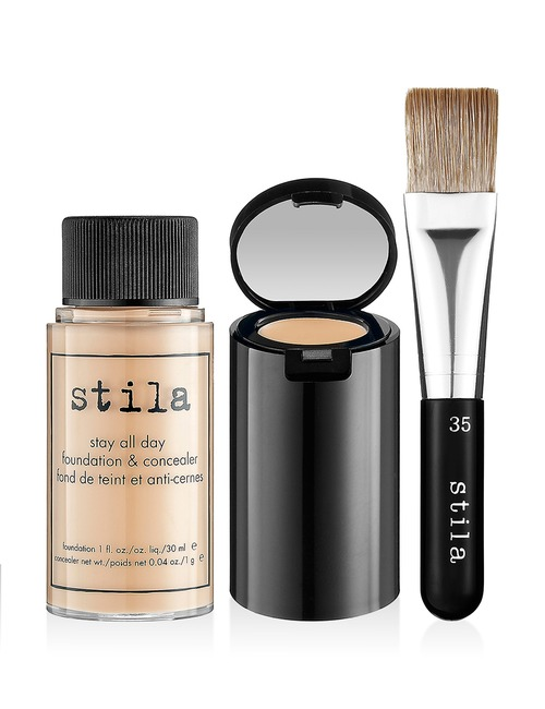 Stila Stay All Day Foundation & Concealer Light (3)