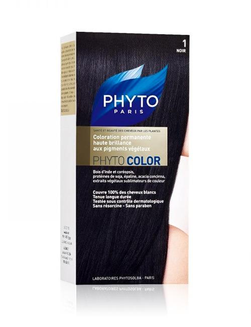 Closeup   phytocolor black