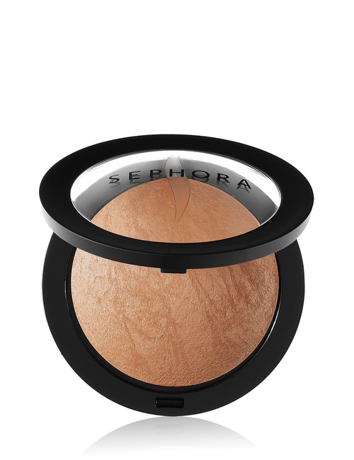 Sephora Collection Micro Smooth Baked Foundation Face Powder 56 Mahogany