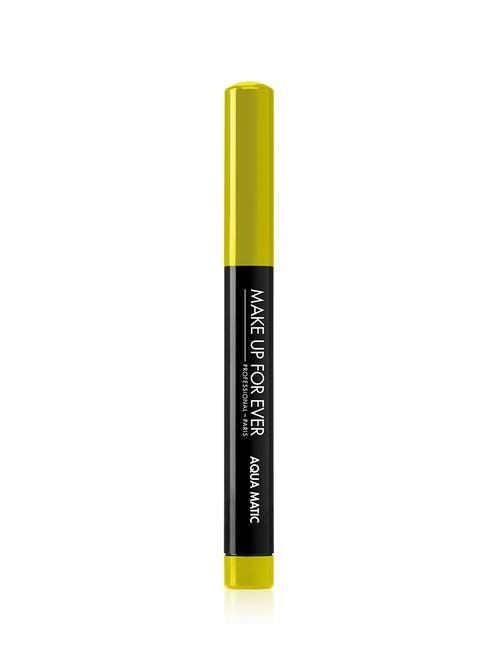 Make Up For Ever Aqua Matic Eyeshadow I-30 Iridescent Lime Green
