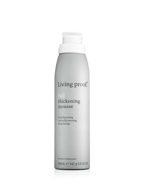 Closeup   full thickening mousse 5oz