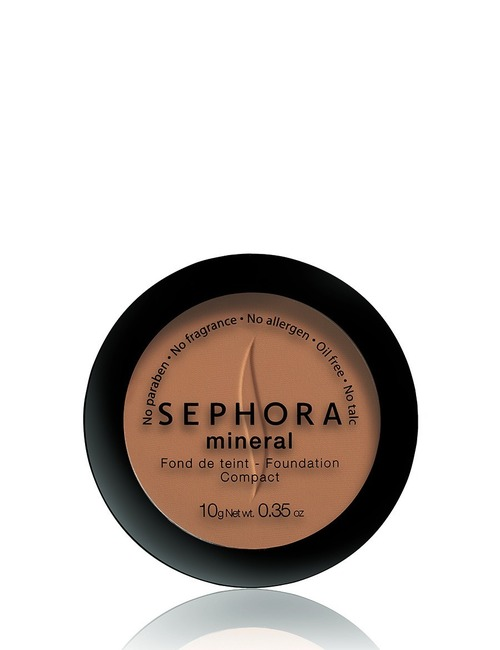 Sephora Collection Mineral Foundation Compact 39 Sienna