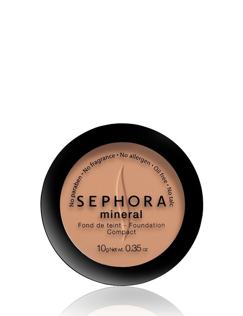 Sephora Collection Mineral Foundation Compact 26 Peach