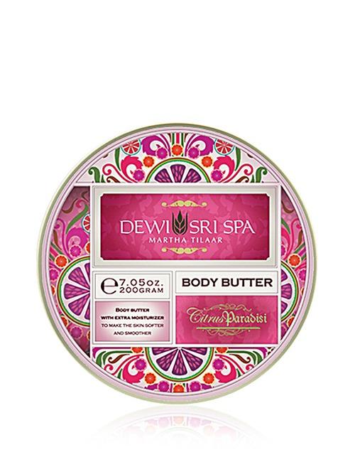 Closeup   body butter     citrus paradisi