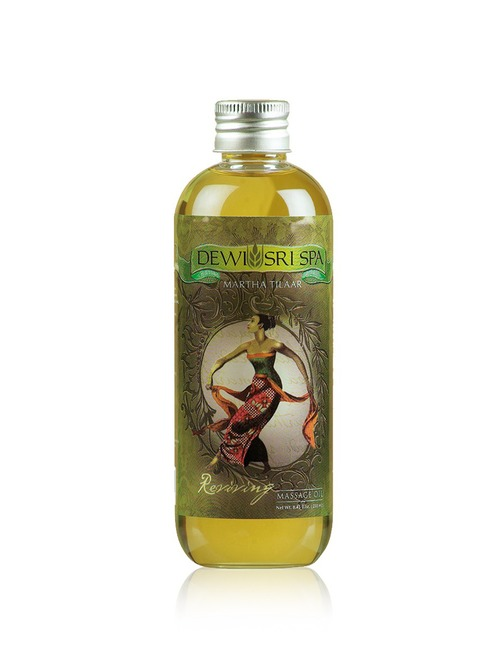 Dewi Sri Spa Reviving Massage Oil