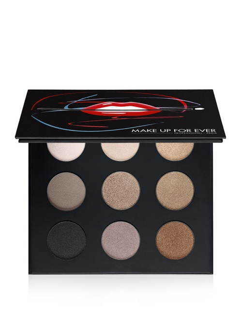 Make Up For Ever Artist Shadow 1 Pallete 9 X1.8 G