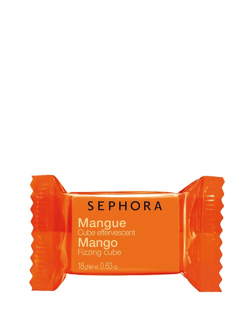Sephora Collection Fizzing Cube Mango