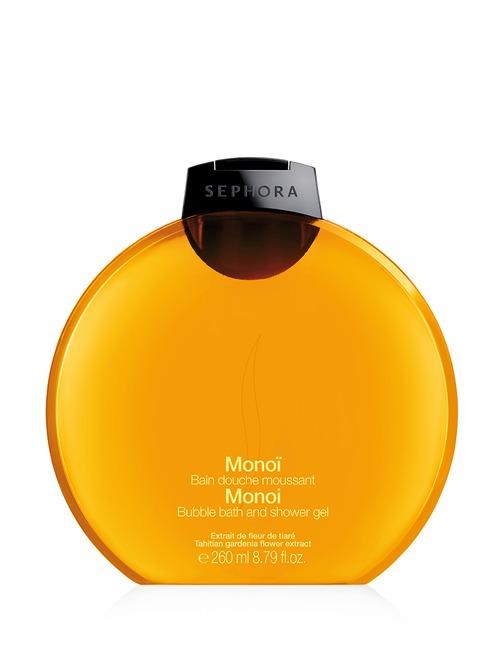 Sephora Collection Bubble Bath Shower Gel Monoi