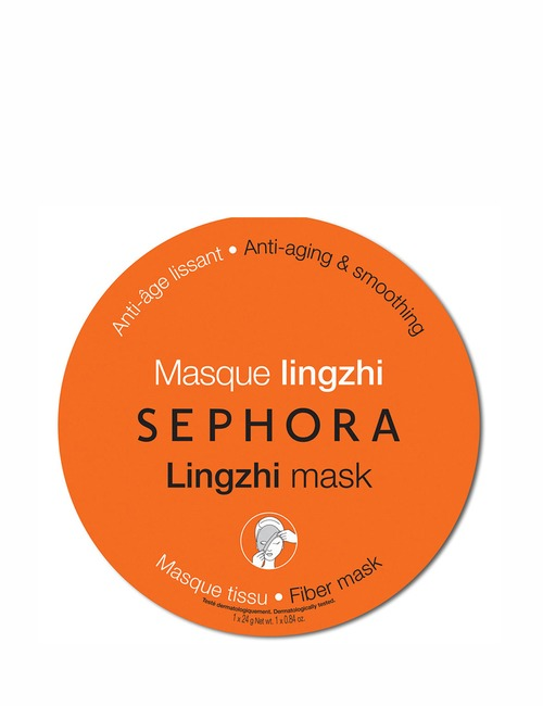 Sephora Collection Theraphy Mask Lingzhi
