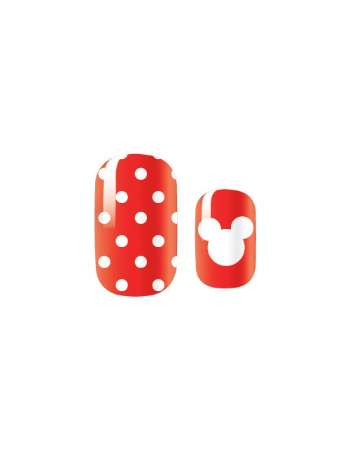 Itsy Nail Miss Mouse