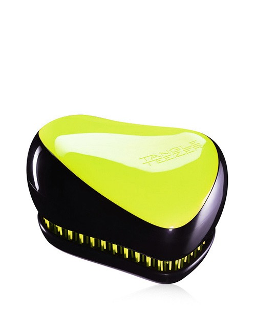 Tangle Teezer Compact Styler Neon Yellow