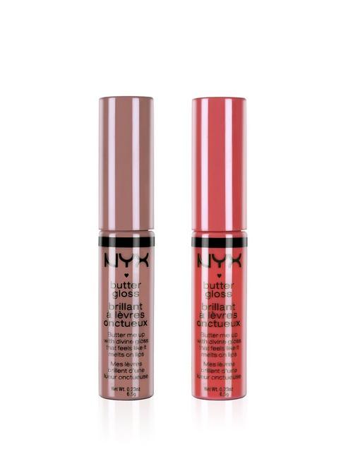 NYX Tiramisu & Vanilla Butter Gloss